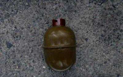 В Кривом Роге задержали женщину с гранатой