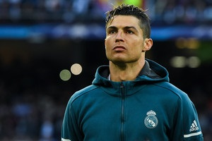 Стало известно, почему Роналду не праздновал гол в ворота Барселоны