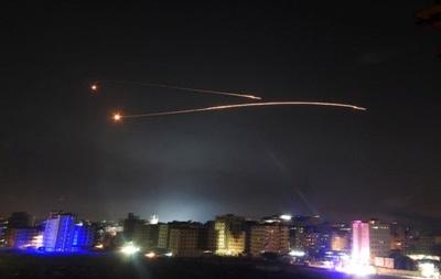 Иран назвал удары Израиля по Сирии нарушением суверенитета