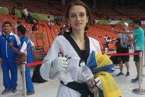 Українка завоювала бронзу на ЧЄ з тхеквондо в Росії