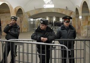 В московском метро усилены меры безопасности после сообщения об угрозе взрыва