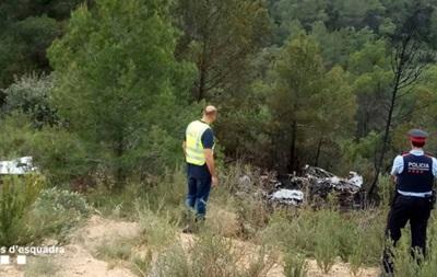 В Испании разбился легкомоторный самолет, трое погибших