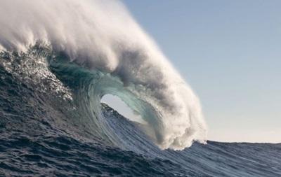 В Новой Зеландии зафиксировали рекордную волну