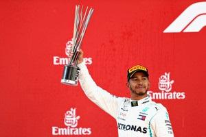Формула-1: Хэмилтон легко выиграл Гран-при Испании