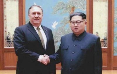 США гарантируют Пхеньяну безопасность в обмен на ядерное разоружение