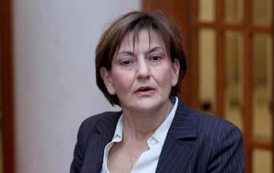 У Хорватії віце-прем єр пішла у відставку через скандал