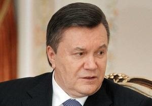 Янукович встретился с американским сенатором