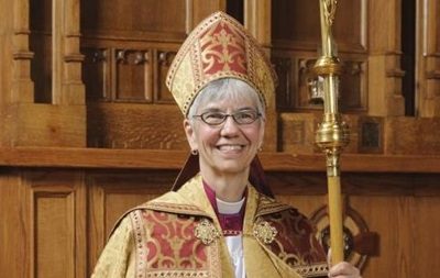 У Канаді жінка вперше стала архієпископом