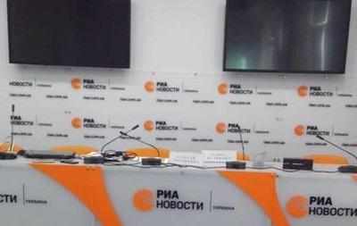 РФ направила Киеву ноту протеста из-за ситуации с РИА Новости