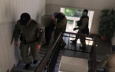 В Киеве поймали банду рэкетиров, в которую входили правоохранители