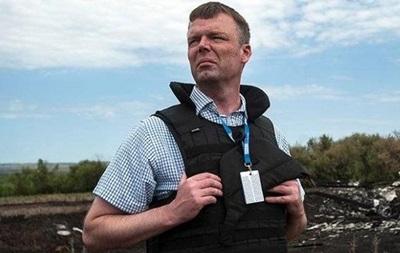 Хуг срочно выехал на Донбасс