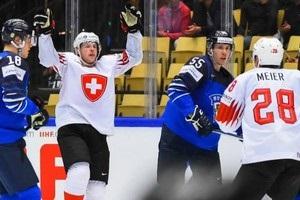 ЧС-2018 з хокею: Швейцарія обіграла фінів, Швеція пройшла Латвію