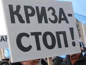 Харьковские рабочие, требуя зарплаты,  не пустили на завод директора