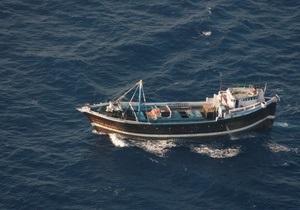 Сомалийские пираты захватили индийское судно Laxmi Sagar