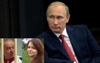 Дай бог йому здоров я : Путін про одужання Скрипаля
