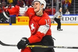 Швейцария сенсационно обыграла Канаду и вышла в финал ЧМ-2018