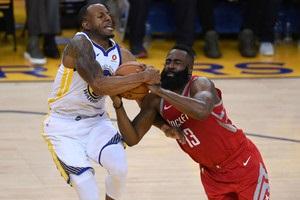 НБА: Голден Стейт розгромив Х юстон і вийшов вперед у серії