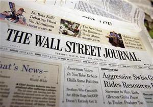 Wall Street Journal стала самой тиражной газетой США