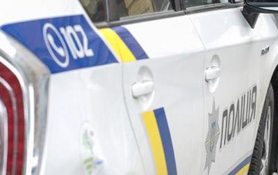 В Харькове патрульная врезалась в остановленное ею авто