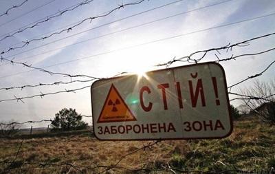 В Чернобыльской зоне задержали четырех  туристов