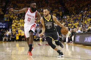 НБА: Хьюстон вырвал победу у Голден Стэйт, сравняв счет в серии