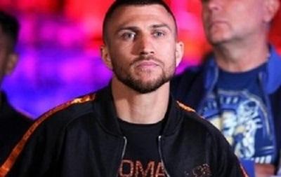 Ломаченко відмовився від чемпіонського пояса WBO