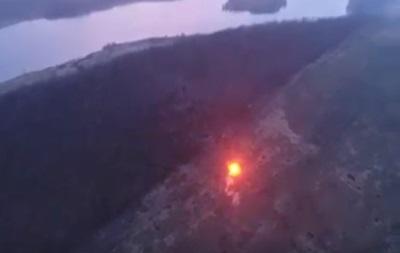 В сети показали уничтожение опорного пункта сепаратистов