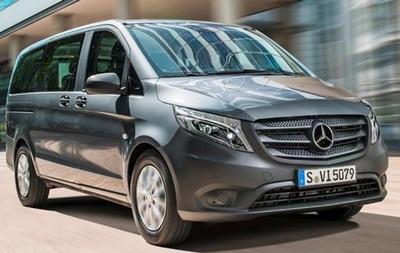 В Германии отзывают автомобили Daimler Vito