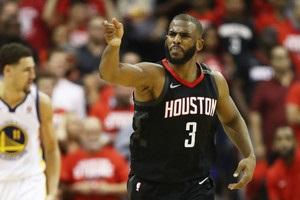 НБА: Хьюстон обыграл Голден Стэйт и опять вышел вперед в серии
