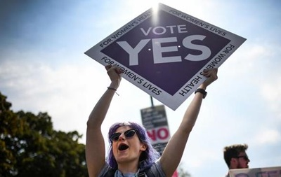 Ірландці проголосували за легалізацію абортів - екзитполи
