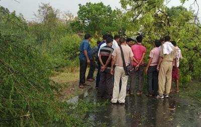 Жертвами грозовых ливней в Индии стали 33 человека