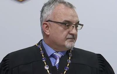 Уволен судья, вынесший Крысину условный срок