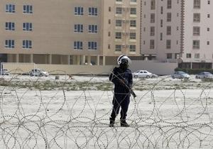 В Бахрейне введен режим чрезвычайного положения