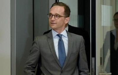 В Украину летит глава МИД Германии