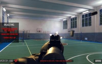 Гра-симуляція розстрілу в школі шокувала батьків жертв