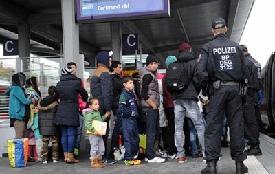 Германия и Австрия ужесточают пограничный контроль