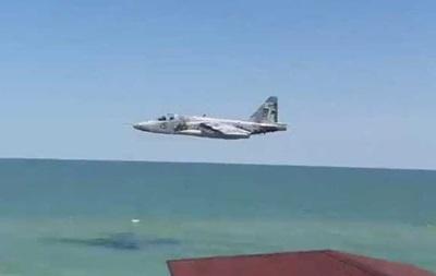 В ВСУ объяснили полет штурмовика в Кирилловке