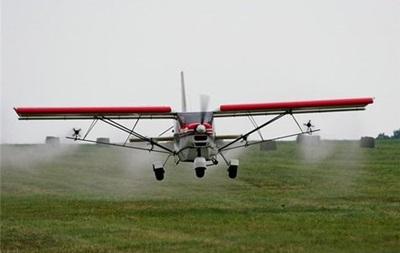 У Росії розбився легкомоторний літак, пілот загинув
