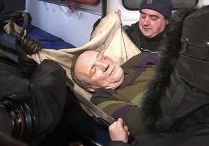 Глава МВД Беларуси заявил, что милиция не избивала бывшего кандидата в президенты