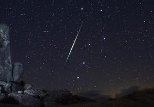 На выходных киевляне смогут увидеть метеоритный дождь