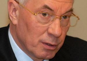 Азаров рассказал о своих претензиях к Черновецкому