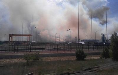 ГСЧС: Пожар под Чернобылем не сказался на радиации