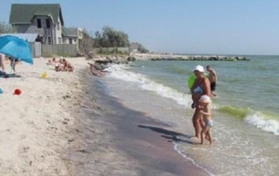 На пляже под Мариуполем нашли радиоактивный песок