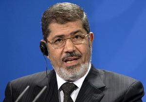 Египет - Президент Египта отверг ультиматум армии