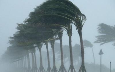 К Мексике приближается шторм Буд