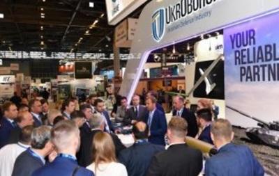 Украина привезла военную технику на выставку Eurosatory-2018