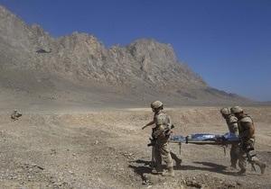 В Афганистане погибли шестеро иностранных военных