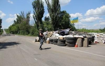 Список неподконтрольных сел на Донбассе сократился