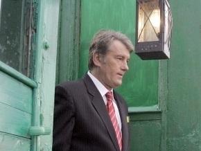 Опрос: Рейтинги Ющенко и Симоненко сравнялись в президентской гонке