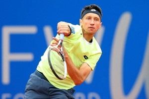 Стаховский не сумел выйти в четвертьфинал в Ноттингеме